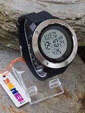 SKMEI Mens 1268 Black Military Style Army Walking Sports Waterproof Watch