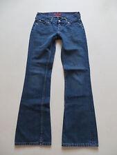 Levi's Marissa SQUARE-CUT boot Jeans Hose W 27 /L 34, Hippie Schlaghose ! Gr. 36