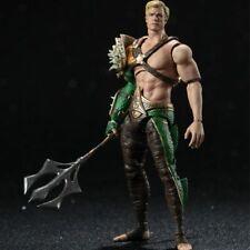 "Hiya Toys LD0063 Injustice 2 Aquaman 1/18 4"" Action Figure"