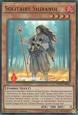 ♦Yu-Gi-Oh!♦ Solitaire Shiranui (Zombie) : MP17-FR082 -VF/Ultra Rare-