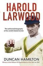 Harold Larwood by Duncan Hamilton (Hardback, 2009)