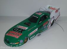 1:16th Scale Action John Force 2004 Castrol GTX High Mileage Mustang Funny Car