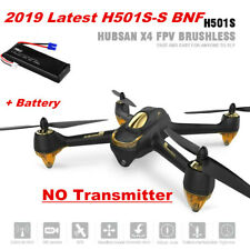 Hubsan H501S Pro Drone 5.8G GPS RC Quadcopter 1080P HD Camera FPV Follow Me BNF