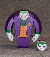 DC Comics The Joker Painted Wooden Figure Loot Crate Exclusive NIB
