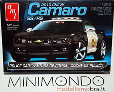 KIT 2010 CHEVY CAMARO SS/RS HIGHWAY PATROL POLICE CAR 1/25 AMT 817