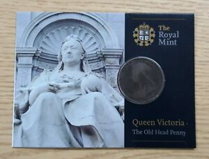 QUEEN VICTORIA 'THE OLD HEAD PENNY' (1900)
