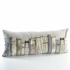 Library Books Cushion by Voyage Maison