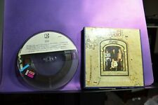 """BREAD,""""MANNA"""" REEL TO REEL, 7 1/2 IPS, 4 TRACK. TESTED,EXCELL PLAY, ORIG LEADER"""