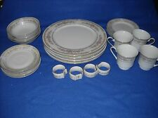 Kentfield & Sawyer KSA2 china: 24 pc. dinnerware set, service for 4