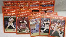 1990 DONRUSS BASEBALL *ALL STARS* SUBSET (20) CARDS W/ Bo Jackson