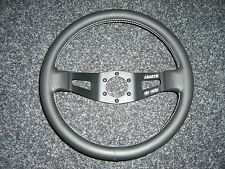 Volant sport volant sport cuir steering wheel FIAT 131 ABARTH 350mm rally