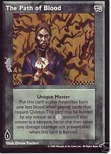 5 x The Path of Blood VTES CCG Mixed