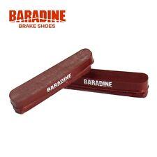 Baradine 473-cork Road bike bicycle C-brake Caliper brake shoes replacement pads