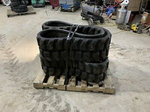 400x73x74 Tracks Volvo EC55 EC55B EC55C ECR58 74 Links 6692960 400x72.5x74 Pair