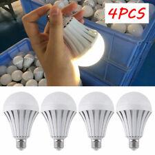 Emergency Lights E27 LED Energy Saving Rechargeable Intelligent Light Bulb Lamp