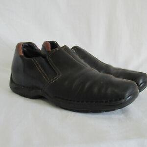 Cole Haan Black leather Slip On Loafer Men's 8