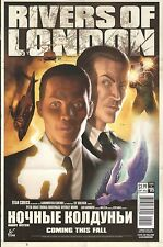 RIVERS OF LONDON: NIGHT WITCH #5 - RECOMMENDED FOR MATURE READERS ONLY [IX]