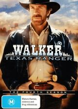Walker, Texas Ranger: Season 4 (7 Discs) = NEW DVD R4