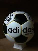 ADIDAS ANTIQUE TELSTAR ® | OFFICIAL LEATHER MATCH BALL | GERMANY WORLD CUP 1974