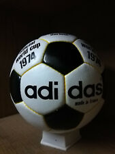 Adidas Antique Telstar ®   Official Leather Match Ball   Germany World Cup 1974
