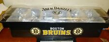 Boston Bruins, Jack Daniels Bar Top Condiments Tray Lemon-Lime-Fruit-Orange Peel