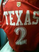 Texas Longhorns jersey. NCAA .