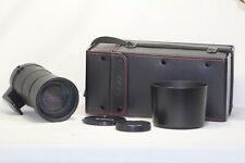 Sigma 135-400mm F/4.5-5.6 APO AF Lens for Sony Minolta A Mount Case