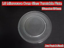 LG Microwave Oven Glass Turntable Plate Platter 284mm Suits Many Brand (W10) NEW