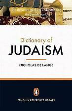 The Penguin Dictionary of Judaism (Penguin Reference)-ExLibrary