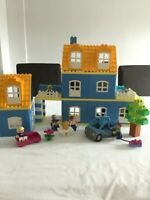 Lego Duplo 9225 Playhouse 100% Complete, without box - Rare