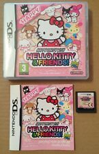 Hello Kitty & Friends Happy Party Game For Dsi Ds Lite 3Ds Nintendo 99p UK P&P