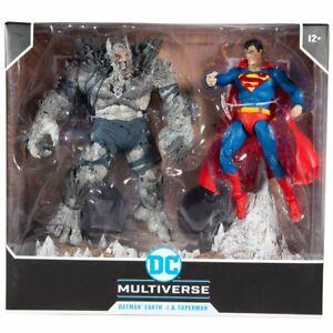 McFarlane DC Collector Superman vs. Devastator Action Figure 2-Pack In Stock