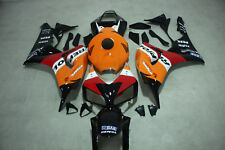 Injection Fairing ABS Fits For Honda CBR1000RR 2006-2007 popular repsol color