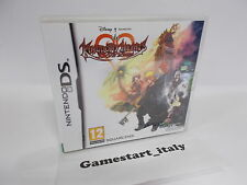 KINGDOM HEARTS 358/2 DAYS - NINTENDO DS - USATO COME DA FOTO