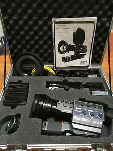 Beaulieu 7008 Pro Cine Camera & FULL PACKAGE