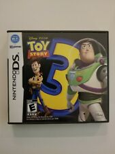 Toy Story 3 (Nintendo DS, 2010)NO INSTRUCTION BOOKLET