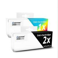 3x Ink 2+1 for Canon Pixma IP-1000 MP-110 MP-390 IP-1500 IP-2000 MP-130