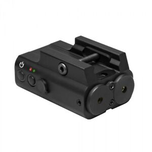 NcSTAR Red and Green Laser Sight with Rail Mount APXLRGB