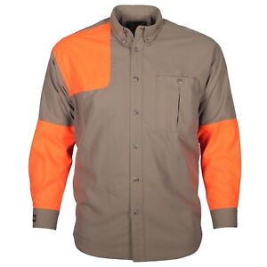 Gamehide Long Sleeve Upland Field Shooting Shirt