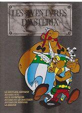 Les Aventures d'Astérix. Intégrale Tome 3. Hachette 1990. Edition luxe.