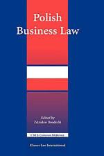 Polish Business Law by Kluwer Law International (Hardback, 2002)