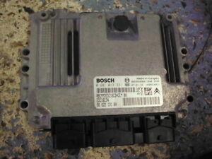 Peugeot 307 SW 2007 1.6 HDi 110hp ECU 0281013331 9662213180
