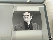 CHARLES AZNAVOUR - PHOTO DE PRESSE ORIGINALE  24x18 cm