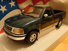 1/18 FORD F150 XLT 1997 PICK UP SINGLE CAB American Muscle 4x4 RARA GOODWOOD