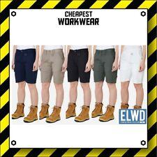 ELWD | Elwood Workwear | WOMENS UTILITY SHORTS (Navy Khaki Black Army White 601)