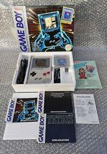 Nintendo Gameboy Game Boy Classic DMG-01  mit Tetris OVP! TOP ZUSTAND Spiel