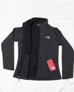 The North Face Women's Apex Bionic TNF Soft Shell Jacket (Delivery in1-3 day)