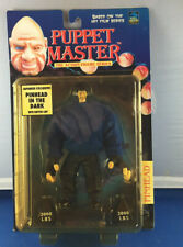 PUPPET MASTER VINTAGE HORROR FIGURE - Pinhead in the Dark