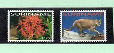Surinam Flora y Fauna serie del año 2003 (CS-10)