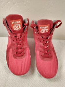 Otomix Stingray Escape Bodybuilding Weightlifting Grappling Shoes Pink 6.5F 5M